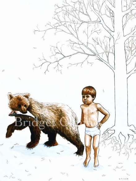 Aden & the Bear