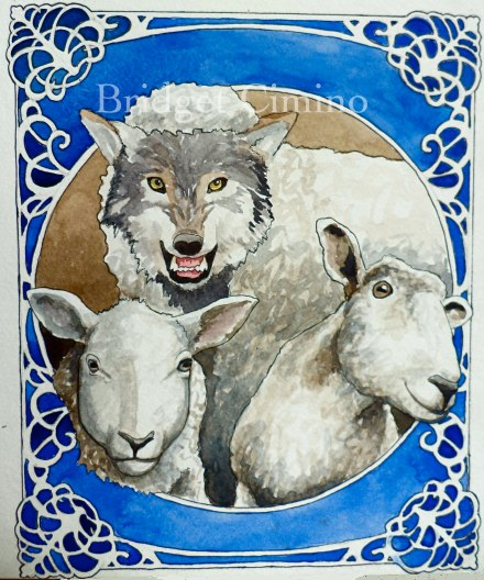 Wolf in Sheep Clothing 2